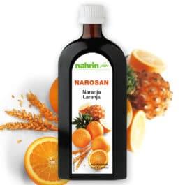 Narosan Apelsīns, dabīgi vitamīni imunitātei, enerģijai, nervu sistēmai. 500ml