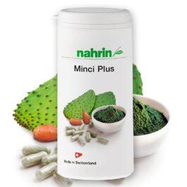 Minci Plus. 31.6g/80 kapsulas
