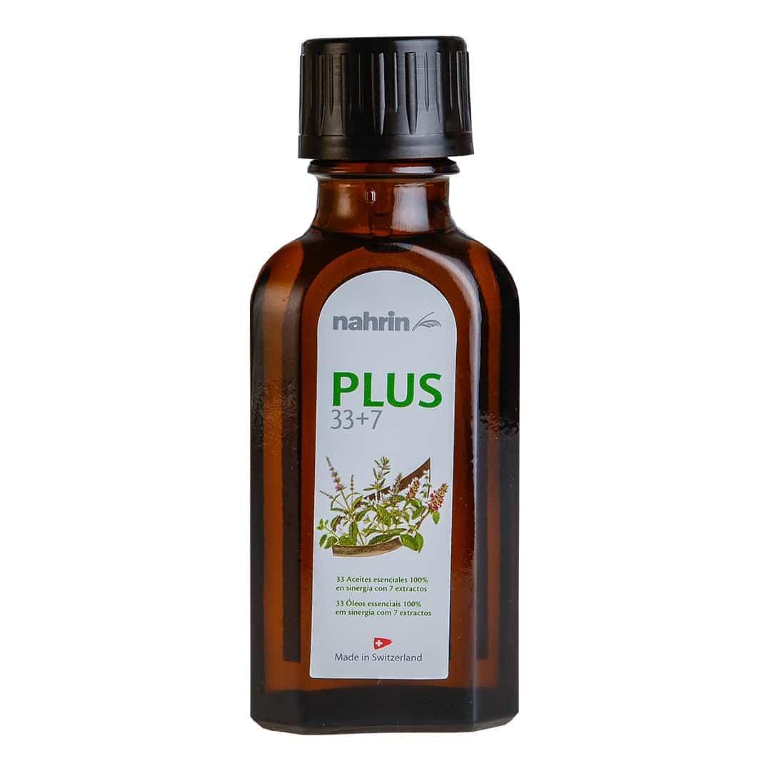 Olio Plus 33+7 ēterisko eļļu maisījums inhalācijām, tvaika pirtīm, pirtīm