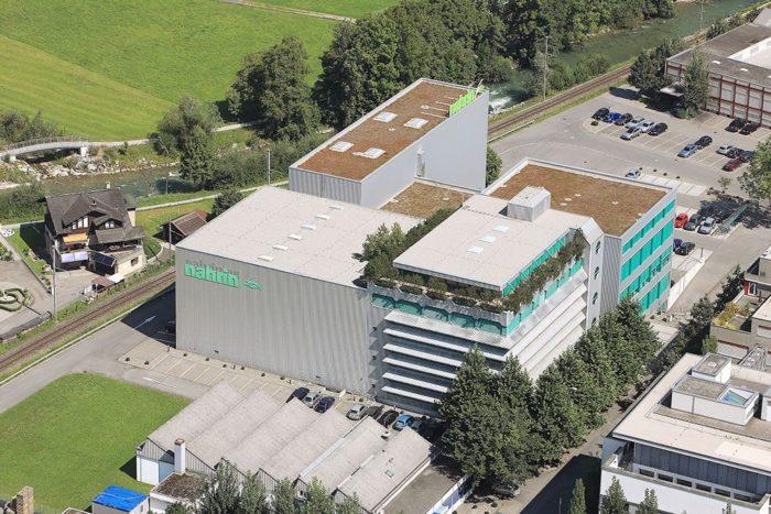 Nahrin rūpnīca Šveicē