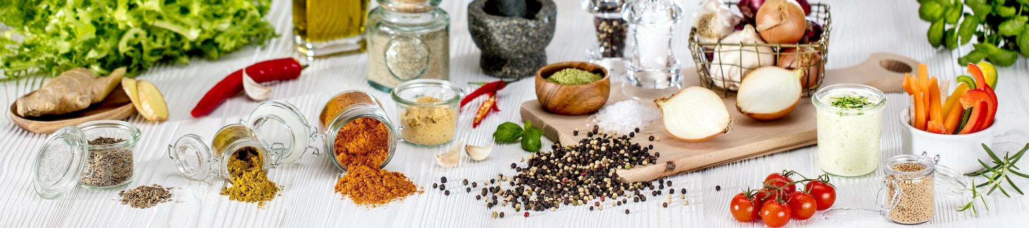 nahrin looduslikud maitseainesegud