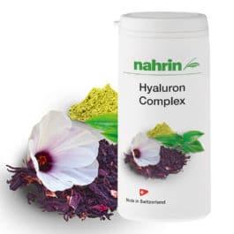 Hialurona kompleksa kapsulas. 18,3g/60 kaps.