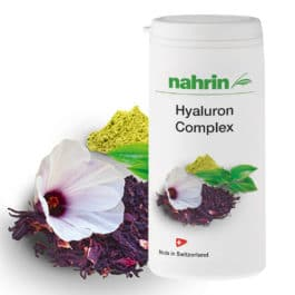 Hialurona komplekss, kapsulas. 18,3g/60 kaps.