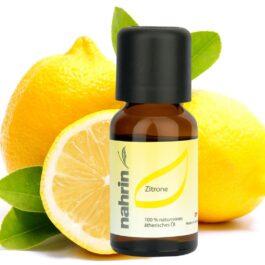 Citronu 100% dabīga ēteriskā eļļa. 15ml