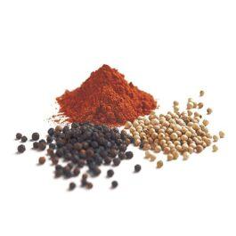 Garšvielu maisījums – PIPARI, 3 piparu maisījums ar sāli. 160g