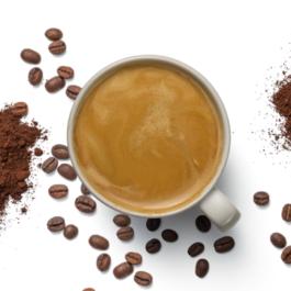 Kafija Lungo Crema, kapsulas. 10X5g=50g