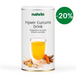 Ingvera-Kurkuma dzēriens. 300g